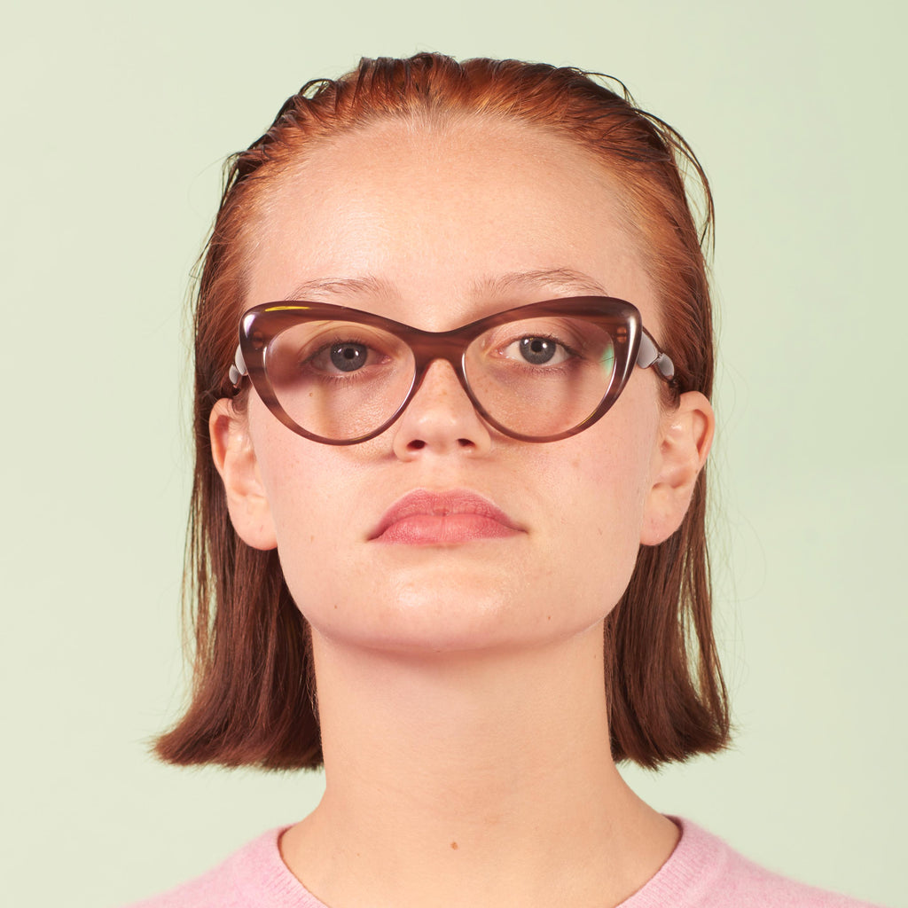 Face A Face Bocca Cat Eye Glasses Frames