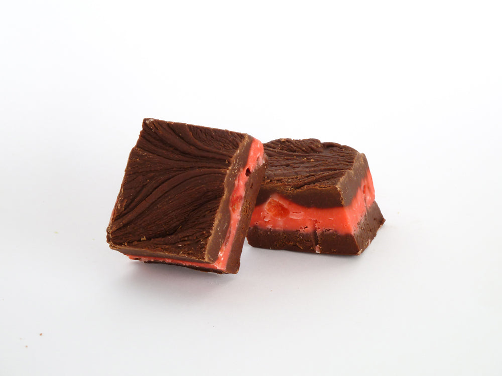 Cherry Ripe Fudge (gf)