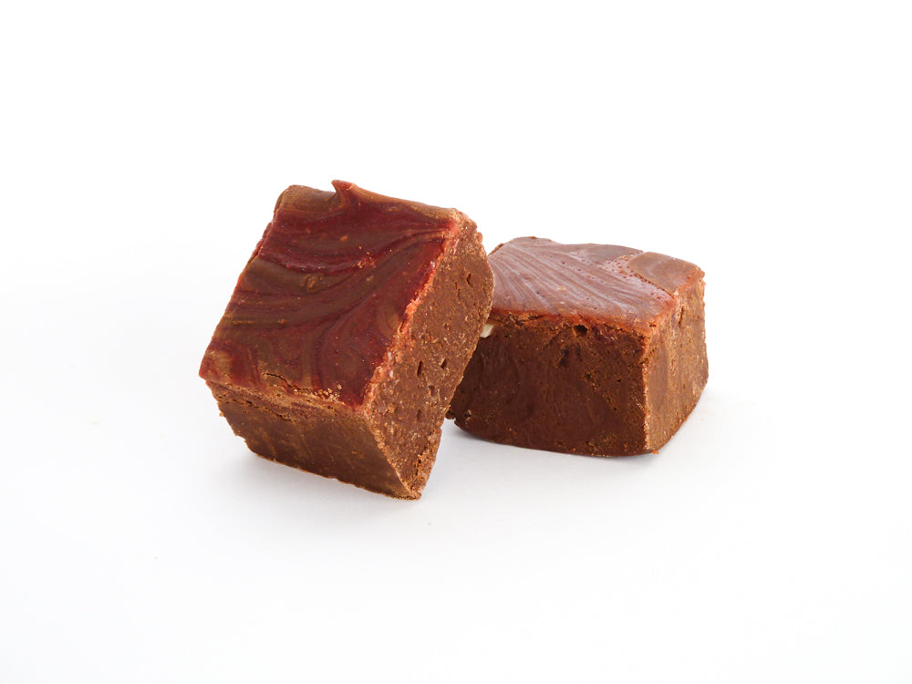 Turkish Chocolate Fudge