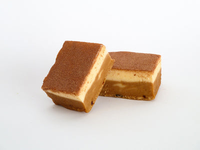 Coffee Fudge by Smoochies