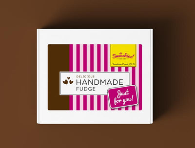 Chocolate Fudge Box by Smoochies