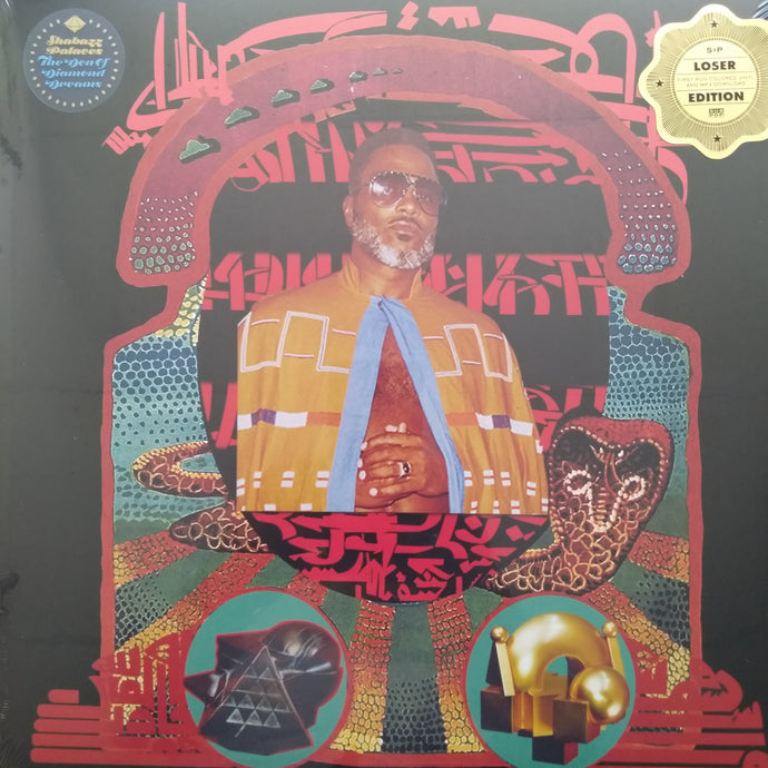 Shabazz Palaces - The Den of Diamond Dreams