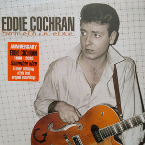 Eddie Cochran - Somethin' Else 1960-2020