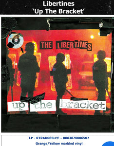 Libertines Up The Bracket
