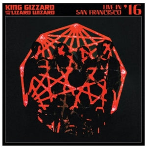 King Gizzard - Live in San Francisco 16 (DOUBLE VINYL)
