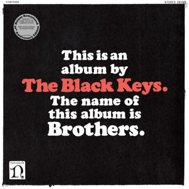 The Black Keys - Brothers (10th Anniversary)