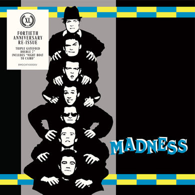 Madness - Work, Rest & Play EP - 40th anniversary edition