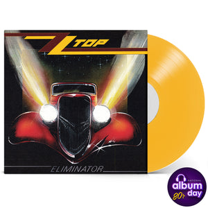 ZZ Top - Eliminator (YELLOW)