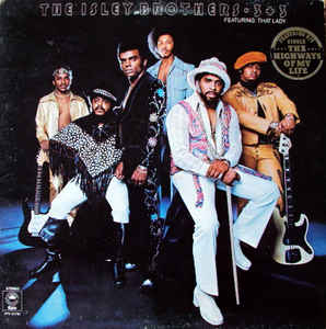 The Isley Brothers ‎– 3 + 3 Featuring: That Lady