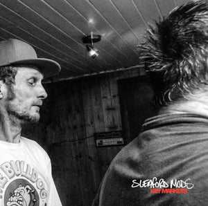 Sleaford Mods - Key Markets (Red & White vinyl)