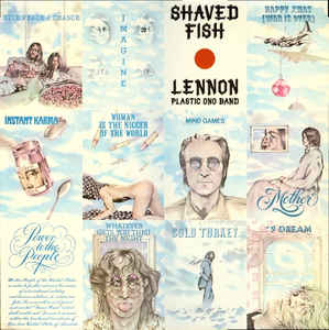 Lennon* / Plastic Ono Band* ‎– Shaved Fish
