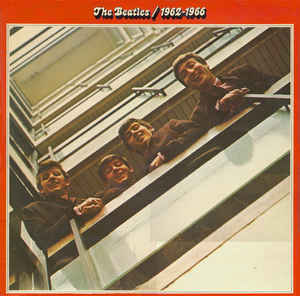 The Beatles - 1962/1966 RED album