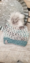 Load image into Gallery viewer, SEAGLASS  SUCCULENT AJ BEANIE
