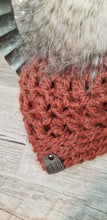 Load image into Gallery viewer, GINGER BUTTERCREAM AJ BEANIE