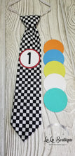 Load image into Gallery viewer, Checkered Dude Milestone Tie Set