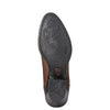 Heritage Western R Toe Distressed Brown outsole