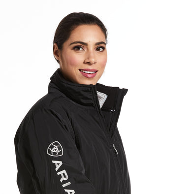 Ariat Stable Insulated Jacket Black 10001712 top