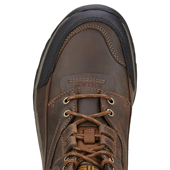 Ariat Men's Terrain Distressed Brown toe