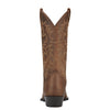 Ariat Men's Heritage Western R Toe Distressed Brown heel