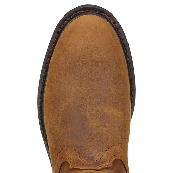 Ariat Men's Sierra Aged Bark toe