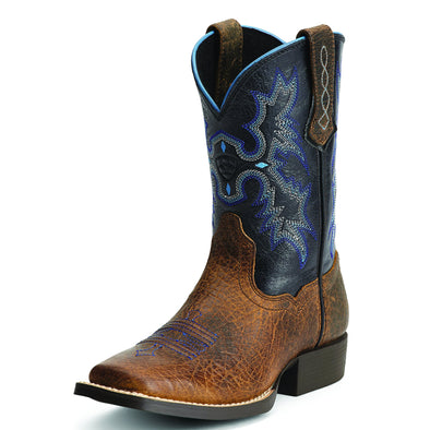 Ariat Kid's Tombstone Earth / Black 10012794