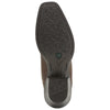 Round Up Square Toe Powder Brown outsole