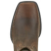 Ariat Men's Heritage Roper Wide Square Toe Brown toe
