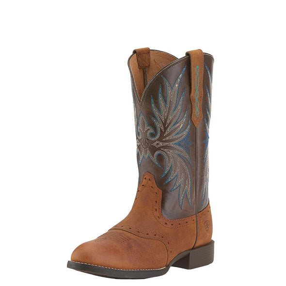 Women's Heritage Stockman II Root Beer / Rich Chocolate 10015322