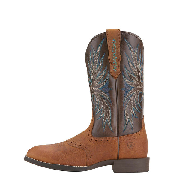 Women's Heritage Stockman II Root Beer / Rich Chocolate 10015322 side