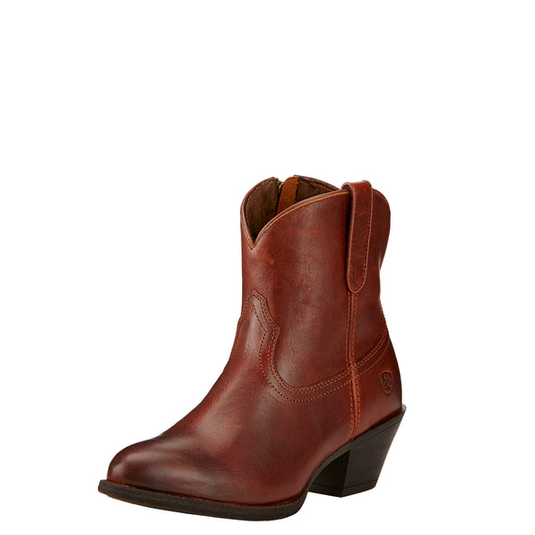 Women's Darla Ankle Boots in Redwood 10017488 Ariat
