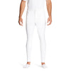 Ariat Men's Heritage Elite Knee Patch Breech White 10019273