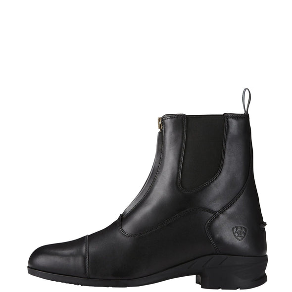 Ariat Men's Heritage IV Zip Paddock Black side