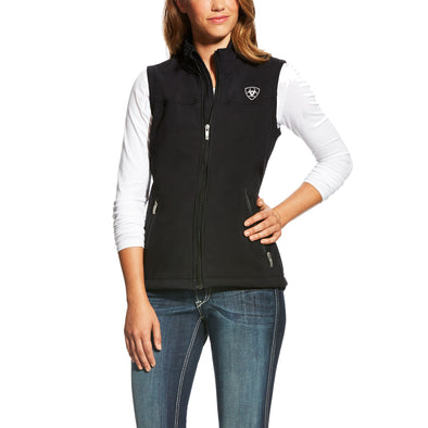 Ariat Women's New Team Softshell Vest 10020762
