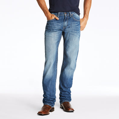 Men's M2 Relaxed Cody Boot Cut Jeans in Midway 10020815 Ariat