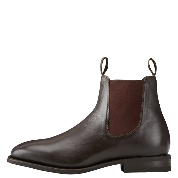 Ariat Men's Stanbroke Chestnut side
