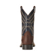 Ariat Kid's Tycoon Brazen Brown heel