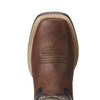 Ariat Kid's Tycoon Brazen Brown toe