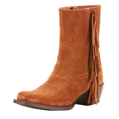 Ariat Kid's Leyton Powder Brown Suede 10025178