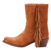Ariat Kid's Leyton Powder Brown Suede 10025178 side