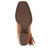 Ariat Kid's Leyton Powder Brown Suede 10025178 outsole
