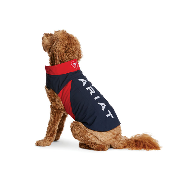 Team Softshell Dog Jacket Fleece, X-Small by Ariat