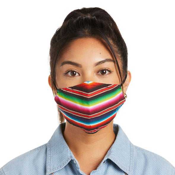 Women's Western Fashion Mask  Serape Cotton by Ariat 10036705