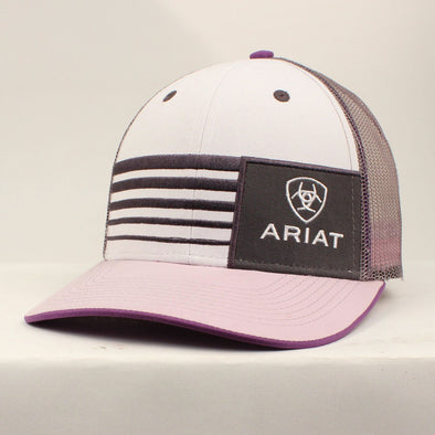 Ariat Cap White A3000105