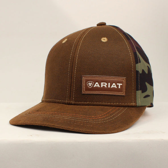 Ariat Unisex Cap Brown / Camo A3000402