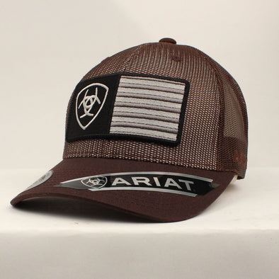 Ariat Unisex Cap Brown A3001002