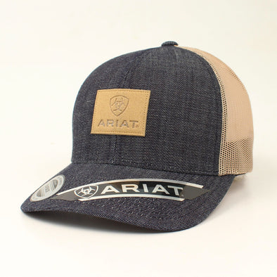 Ariat Unisex Cap Denim A3001220