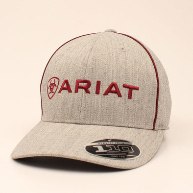 Ariat Unisex Cap Grey A3002306