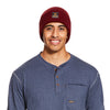 Men's Rebar Watch Cap in Red 10027794 Ariat