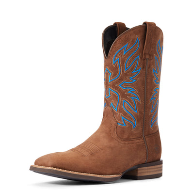 Men's Everlite Vapor Western Boots in Distressed Tan 10033905 Ariat