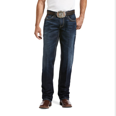 Ariat M4 Low Rise Stretch Madoc Stackable Straight Leg Nightingale 10033512